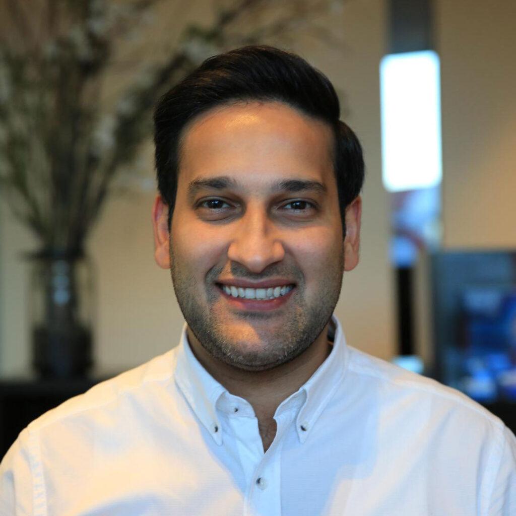 Dr Jabbar Kadi, our principal dentist
